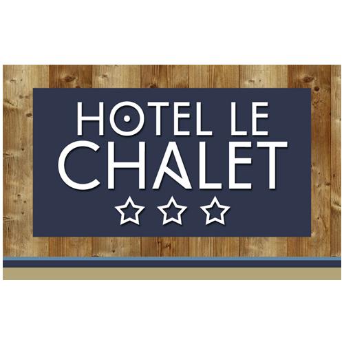 hotel le chalet logo