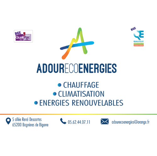 Ardour Eco energie logo