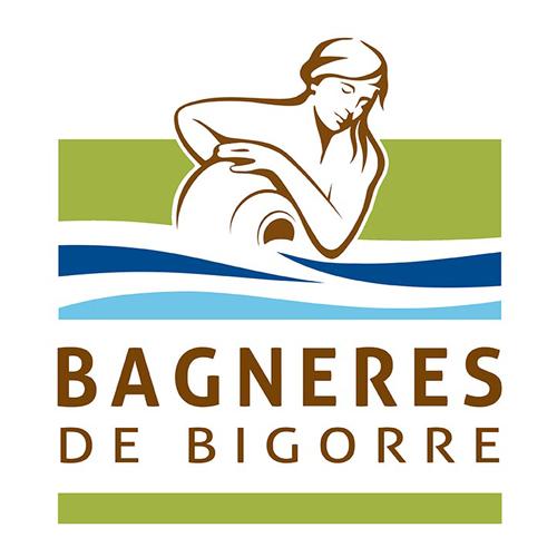 bagneres de bigorre logo